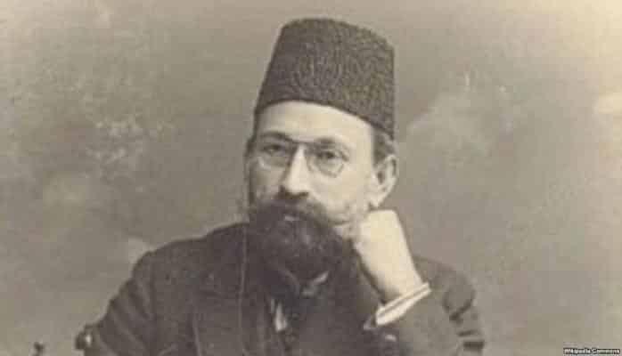 """""""Ayıltmadı qələmim Şu türk ilə əcəmi"""" – Əli bəy Hüseynzadə"""