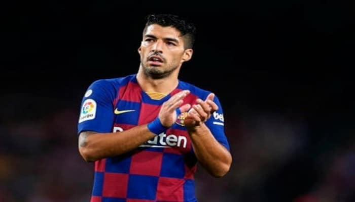'Барселона' назвала условия продления контракта с Суаресом