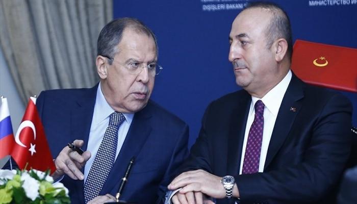 Çavuşoğlu Lavrovla görüşür: Kritik müzakirə