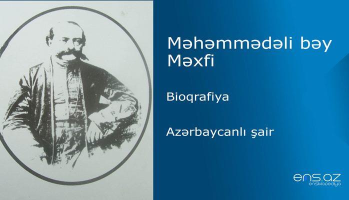 Məhəmmədəli bəy Məxfi