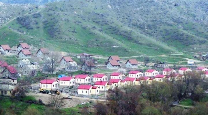 Ermənilər Laçında 100 yeni ev tikir – Süni məskunlaşdırma