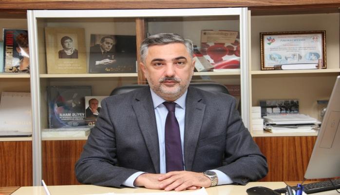 Назначен исполнительный директор Национального центра гематологии и трансфузиологии