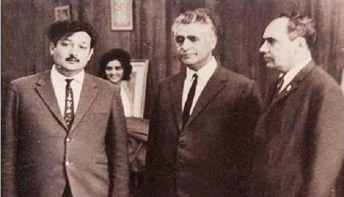 """3 böyük şəxsiyyəti həyata """"qaytaran"""" azərbaycanlı"""