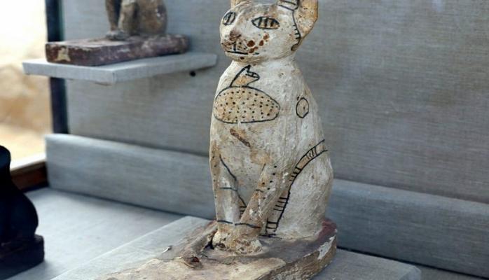 Tarixdə ilk dəfə Misirdə böcək mumiyaları aşkar olundu