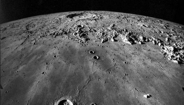 Разгадана тайна узоров на Луне