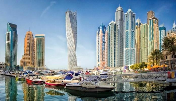 В прошлом году туристы израсходовали в Дубае рекордные 29,7 млрд долларов