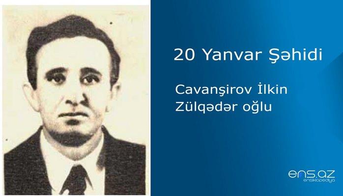 Cavanşirov İlkin Zülqədər oğlu