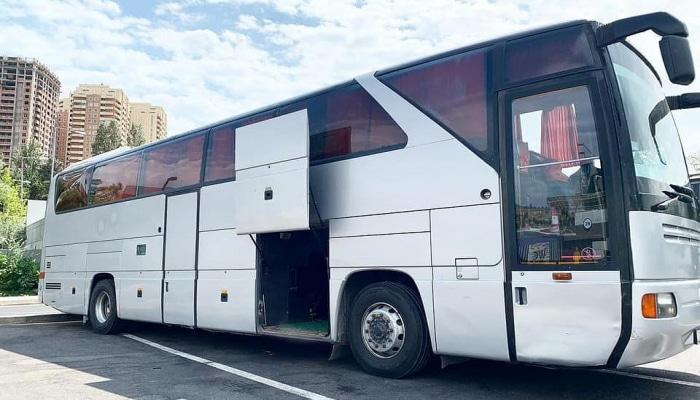 Bakıdan avtobusla Naxçıvana gedənlərə şad xəbər