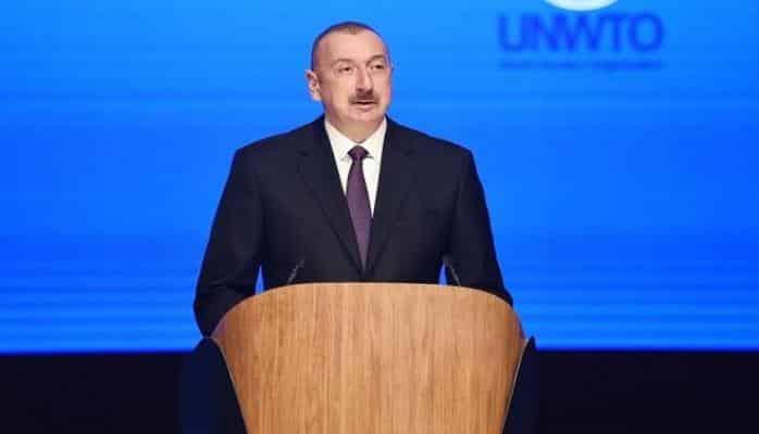 Bizim xalqa qarşı etnik təmizləmə aparılıb - İlham Əliyev