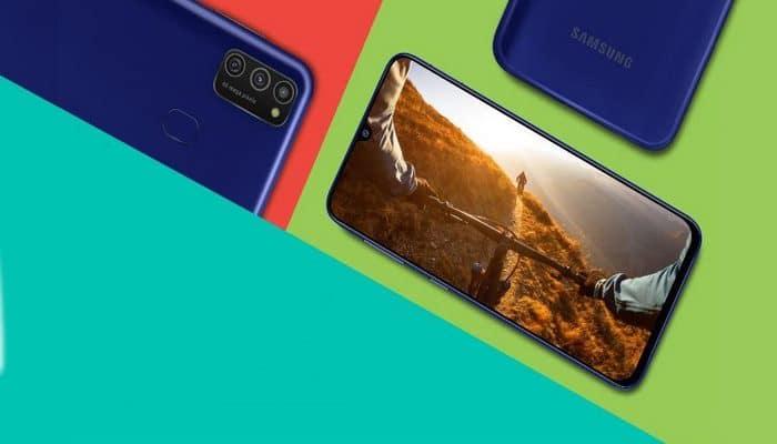 Samsung 6000 mAh batareya ilə Galaxy M21 smartfonu buraxır