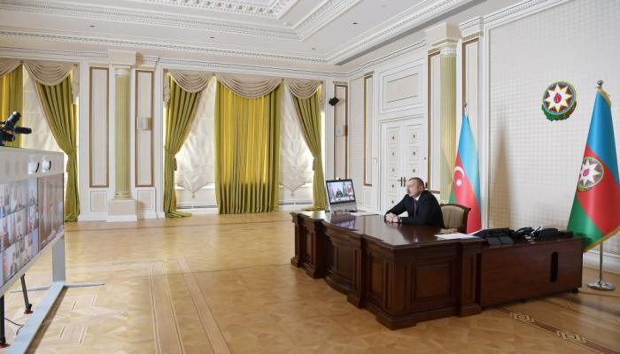 Президент Ильхам Алиев: Следует предусмотреть выделение средств из Pезервного фонда Президента для предоставления микрокредитов