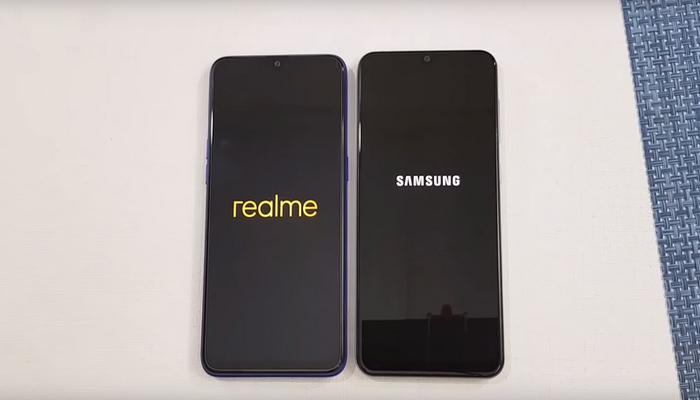 Realme 3 Pro против Samsung Galaxy A50: тест на скорость
