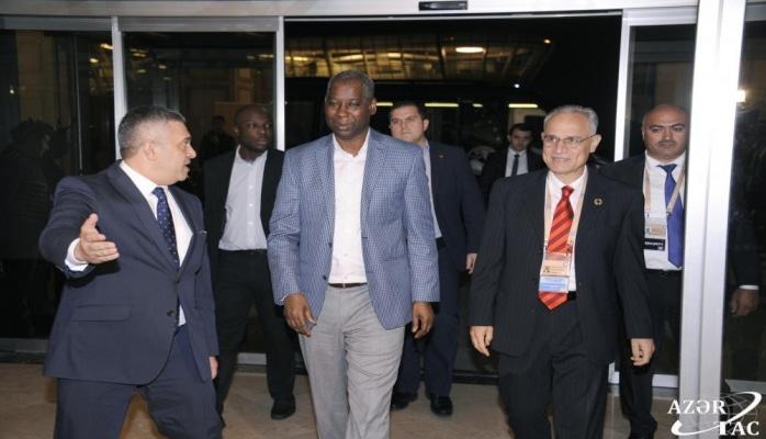Президент Генеральной Ассамблеи ООН прибыл с визитом в Азербайджан