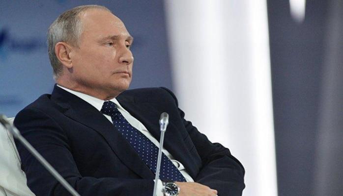 Путин раскрыл причины распада СССР
