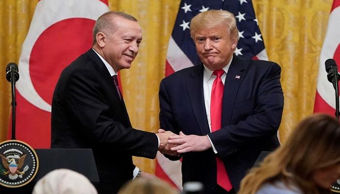 Demokrat Senatör, Trump-Erdoğan görüşmelerinin kayıtlarını istedi
