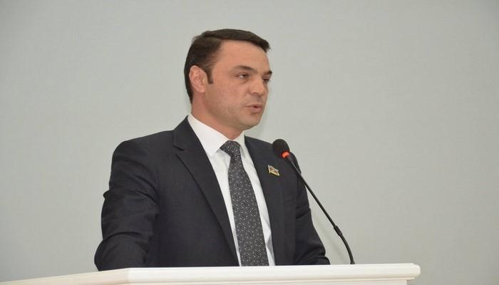 """Deputat Eldəniz Səlimov: """"Səhv etmişəm, üzr istəyirəm"""""""