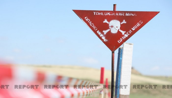Deputat: Ermənistanın mina xəritələrini verməsi növbəti diplomatik uğurumuzdur
