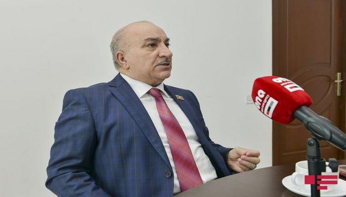 """Deputat: """"Müharibə cinayətkarı Araik Arutunyanın Moskvaya səfəri Azərbaycana qarşı təxribatdır"""""""