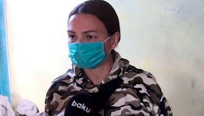 Депутат о поврежденном вражеским снарядом доме в селе Дондар Гушчу