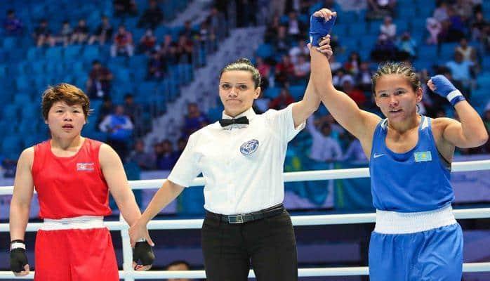 Qadın boksçuların beynəlxalq yarışlarda hicabdan istifadəsinə icazə verilib