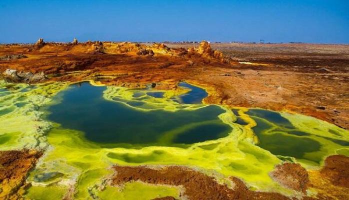 Ученые нашли самое мертвое место на Земле