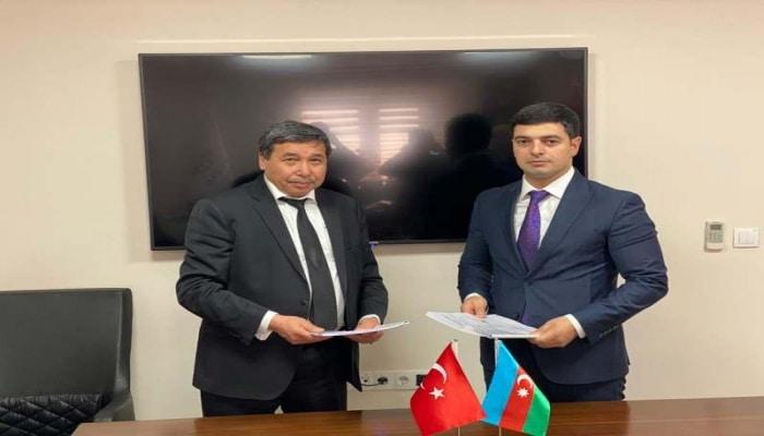 Между железными дорогами Азербайджана и Турции подписано новое соглашение