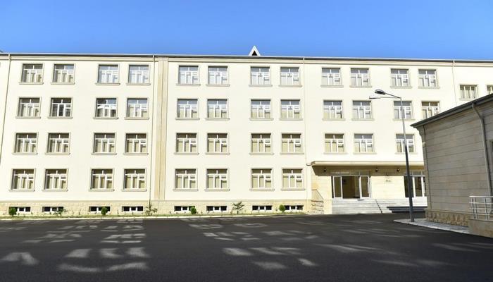 До конца года в Азербайджане будут сданы 102 школьных здания