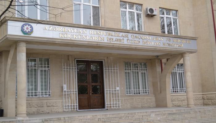 """Dövlət Komitəsi: """"Qobu park-3""""də məcburi köçkünlərin yerləşdirilməsi başa çatmaq üzrədir"""