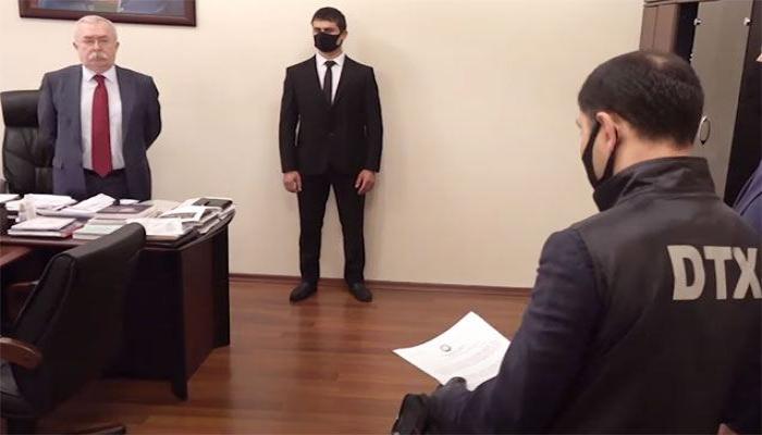 Бывший завотделом Управления МИД Азербайджана отпущен под домашний арест