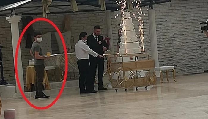 Düğün salonunda koronavirüs şoku! Hapsi isteniyor