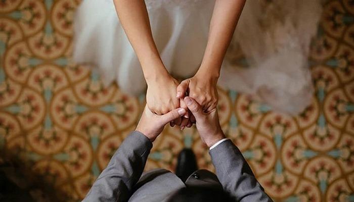 Düğün sonrası şok! Gelin ve damat korona çıktı!