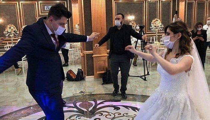 Düğünlerde gelin ve damat dışında kimse oynamayacak