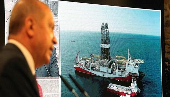 Dünyada yılın en büyük ikinci doğal gaz keşfi! Türkiye 2020'ye damga vurdu....
