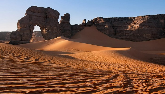 Dünyanın  ən gözəl səhraları