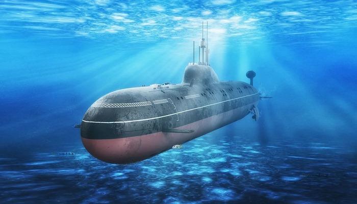 Dünyanın  ilk  5-ci nəsil atom sualtı gəmisi