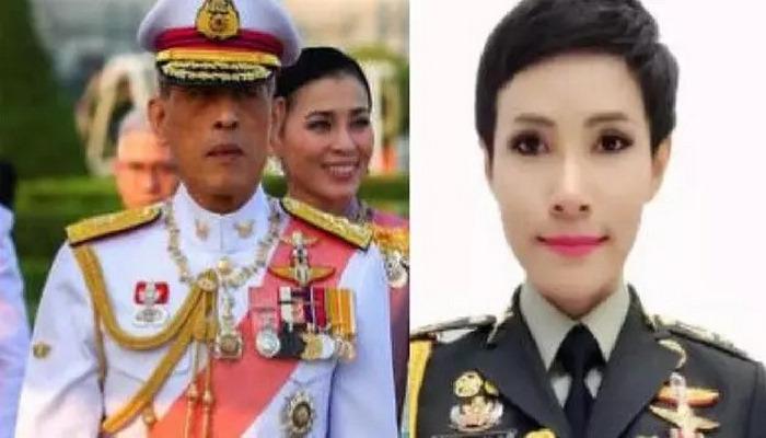 Dünyanın tartışmalı lideri Tayland Kralı Maha, hapiste bulunan sevgilisini affetti