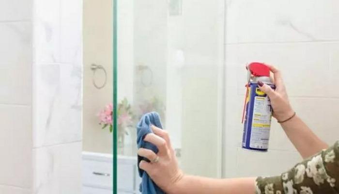 Duşa kabin temizliği nasıl yapılır? 10 dakikada duşa kabini  parıl yapma yöntemi