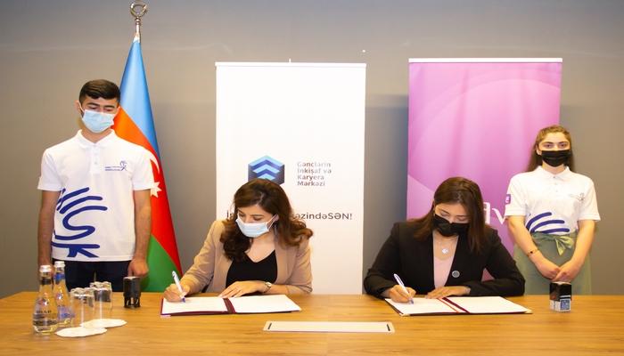 DVC ilə GİKM arasında əməkdaşlıq memorandumu imzalanıb