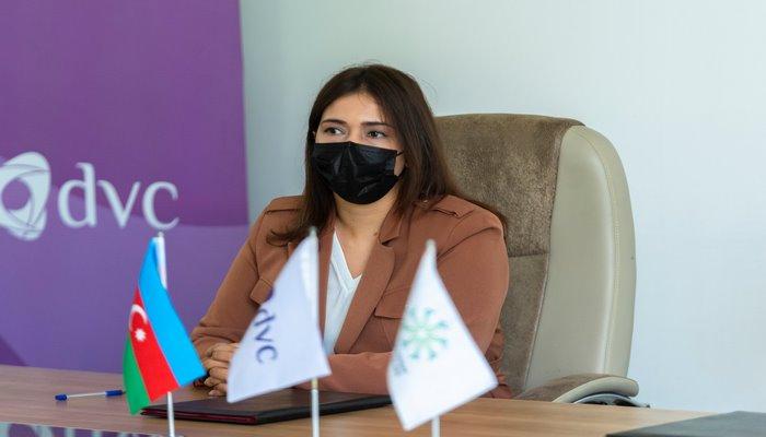 """DVC və """"Aqrar İnkişaf Könüllüləri"""" Təşkilatı arasında memorandum imzalanıb"""