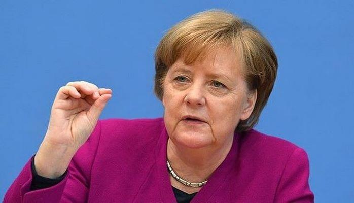 Merkel güclü Türkiyəni dəstəklədi