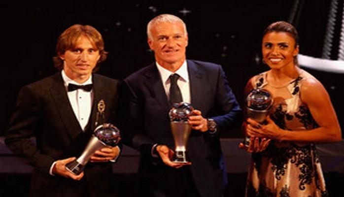 """Azərbaycandan FIFA-nın """"The Best"""" mükafatı üçün verilən səslərin ünvanları müəyyənləşib"""