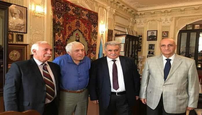 Назначен новый председатель московского отделения Союза писателей Азербайджана