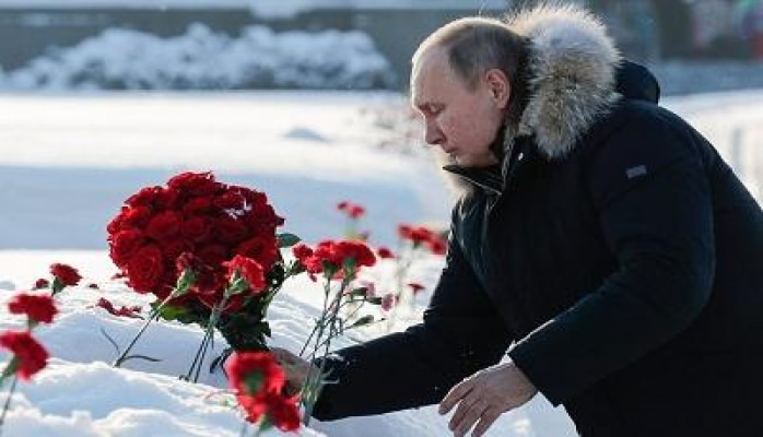 Это моя личная боль на всю жизнь - Путин