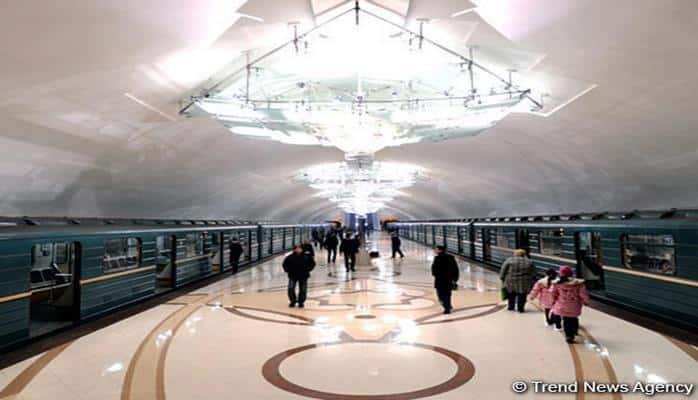 Bakı Metropoliteni gücləndirilmiş iş rejiminə keçdi, açıq havada iş qadağan edildi