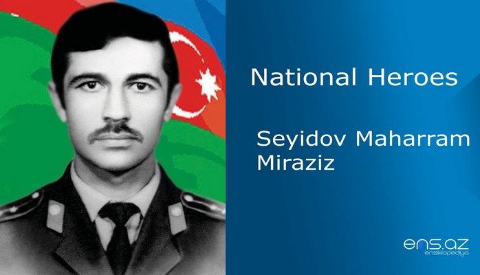Seyidov Maharram Miraziz