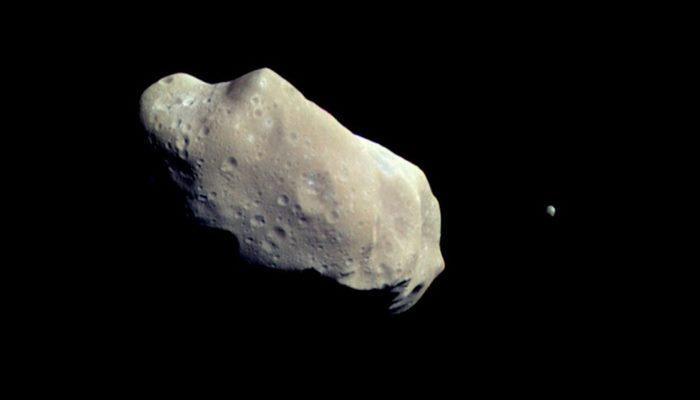 Apophis Adlı Asteroid, 13 Nisan 2029'da Dünya'yı Teğet Geçecek