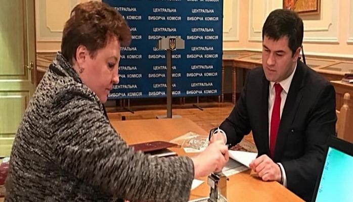 Ukraynada azərbaycanlı prezidentliyə namizədliyini irəli sürüb