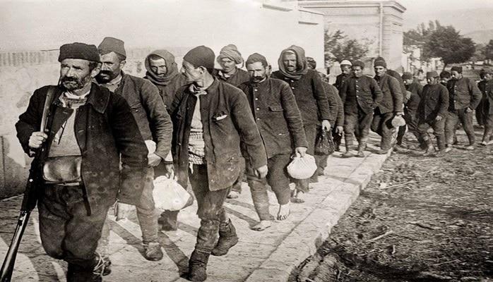 Первая мировая война и ее влияние на социально-политическую жизнь в Азербайджане