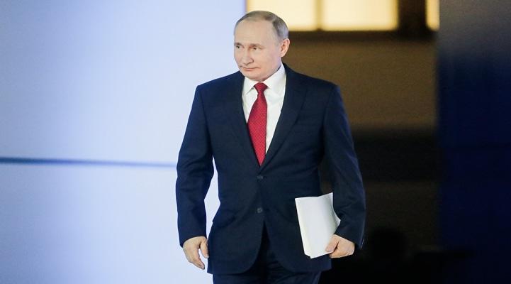 Putin özünə yeni köməkçi təyin edir