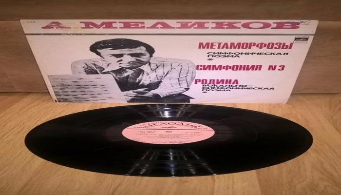 Ариф Меликов -единственный из современных композиторов, который мог сказать: «Мой балет ставился в 64 театрах мира»